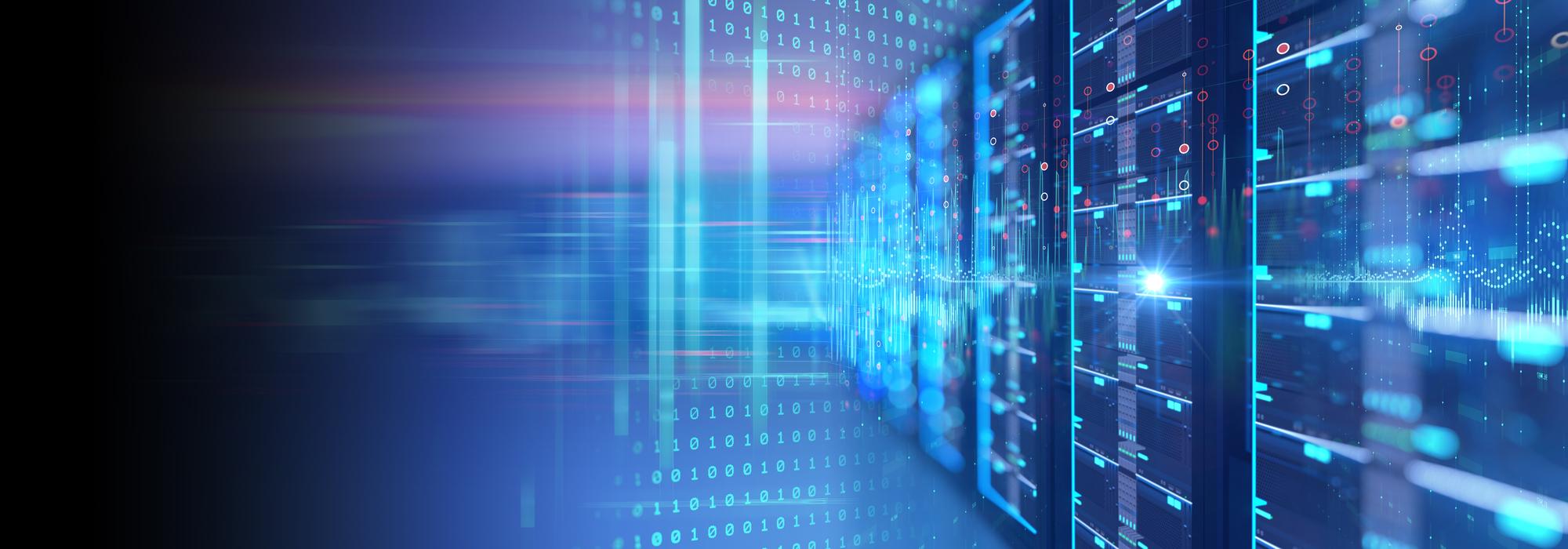 High speed data monitoring